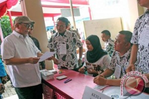 Wagub Jabar Kunjungi Bekasi Pastikan Pilkada Lancar