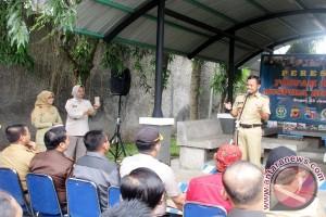 Agenda Kerja Pemkot Bogor Jawa Barat Sabtu 25 Maret 2017