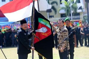 Perguruan Paku Banten Lampung Dikukuhkan