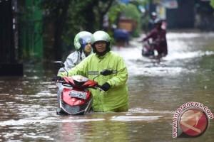 Beberapa Wilayah Depok Dilanda Banjir