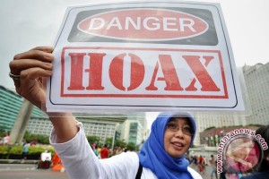 Mabes Polri ingatkan warga Bekasi bahaya hoax