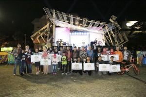 Lampung Tapis Evolution Resmi Ditutup