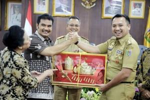 Perpustakaan Daerah Akan Menjadi Icon Lampung