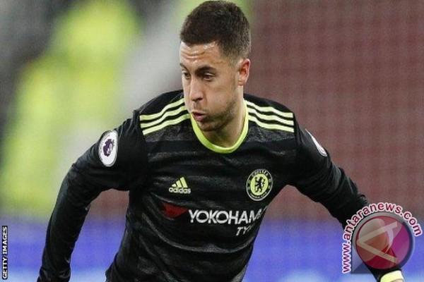 "Eden Hazard merasa ""nyaman"" dengan Mourinho?"