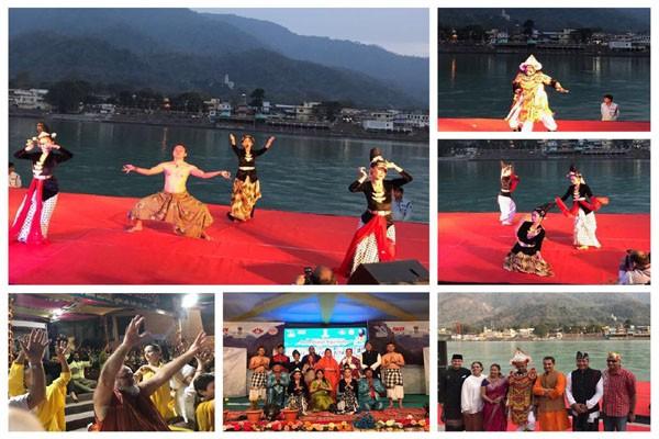 Wonderful Indonesia Hadir Di Festival Yoga Terbesar