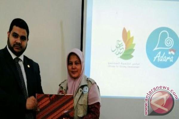 Adara Bantu Keluarga Miskin di Gaza