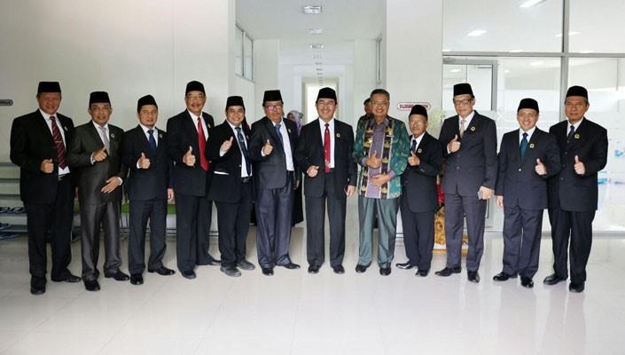 ICMI Lampung Bangkit, Orwil Periode 2017-2022 Dilantik