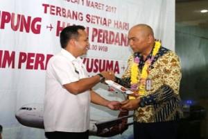 Batik Air Mulai Terbang Lampung-Halim Perdana Kusuma