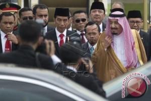 Raja Salman Lakukan Sembilan Agenda Di Bogor