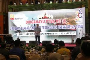 Gubernur Lampung Hadiri Puncak HUT Ke-36 PT Bukit Asam