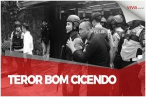 Pan Bomb in Cicendo, Existence Message of Radical Group