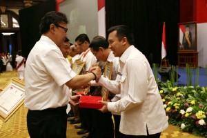 Lampung Meraih Penghargaan Terbaik Penanganan Konflik Sosial