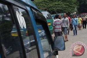 Angkot Kota Bogor Siap Beroperasi Kembali