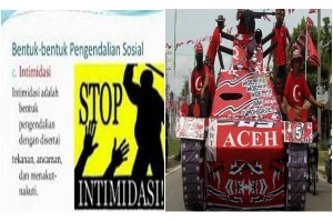 Barbarism Behavior in Aceh Politics