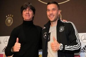Lukas Podolski Bakal Jadi Pemain Terbaik Jerman