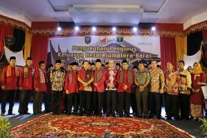 Keluarga Besar Sumatera Barat Di Lampung Agar Jadi Contoh