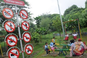 Pemkot Depok Telah Bangun 21 Taman