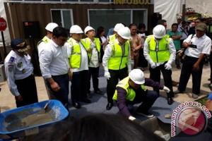 Pemkot Depok Apresiasi Pembangunan JPO Oleh Evencio
