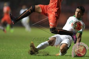 Uji Coba Persija Kontra Timnas Berakhir 0-0