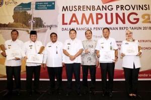 Lampung Gelar Musyawarah Perencanaan Pembangunan Tahun 2017
