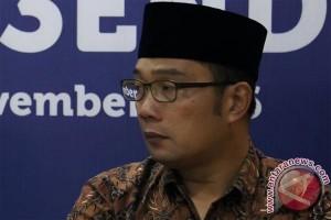 Ridwan Kamil Bersafari Politik Di Sukabumi