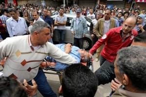 Pelaku Bom Bunuh Diri Di Mesir Teridentifikasi