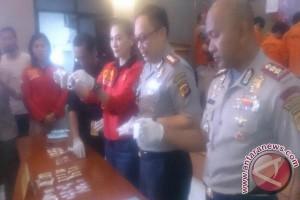 Polresta Bogor Tangkap 20 Pengedar Narkoba