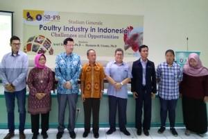 Pokphand Indonesia Ajak IPB Modernisasi Perunggasan