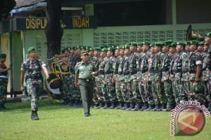 Korem 061/Suryakancana Bantu Pengamanan Pilkada DKI Jakarta
