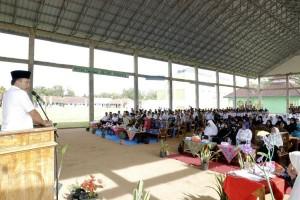 Gubernur Lampung Minta Pondok Pesantren Aktif Membangun SDM