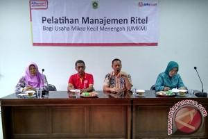 Alfamart Berikan Pelatihan Manajemen Ritel UMKM Bogor