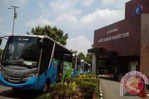 Sinarmas Sumbang Lima Bus BBG Untuk IPB