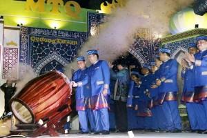 MTQ Ke-45 Provinsi Lampung Dibuka Dengan Meriah Di Pesawaran