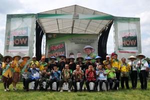 Pejabat Lampung Agar Tingkatkan Kinerja Sejahterakan Petani