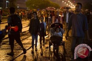 `Car Free Night` Kota Bogor Ditunda