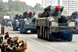 Korea Utara Melakukan Uji Peluru Kendali Balistik