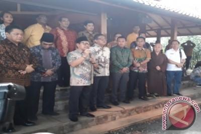 Pertemuan Tokoh Lintas Partai dan Agama