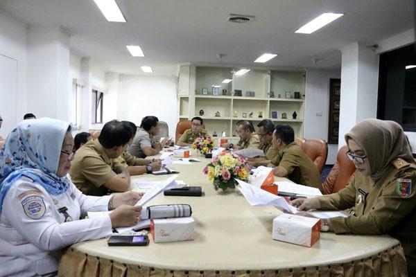 Pelantikan Tiga Kepala Daerah Terpilih Di Lampung 22 Mei