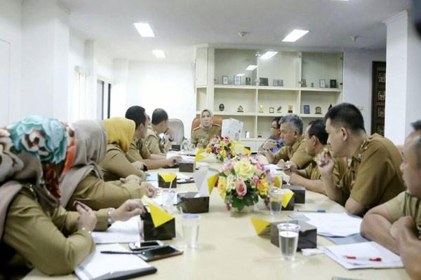 Pemprov Lampung Mantapkan Peran Media Untuk Mempublikasikan Hasil Pembangunan