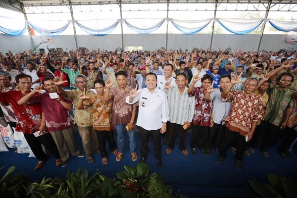 Pemprov Lampung Rehab 3.000 Rumah Masyarakat Berpenghasilan Rendah