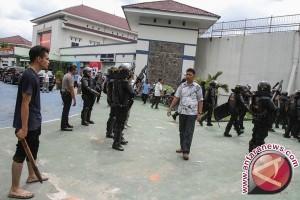 Sedang Naik Taksi, Dua Napi Kabur Di Pekanbaru Kembali Ditangkap