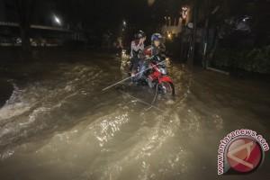 Kata BPBD, Banjir Di Jalan Jakarta Barat Sudah Surut