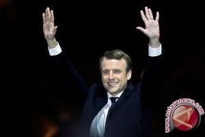 Eropa Sambut Macros, Presiden Prancis Termuda