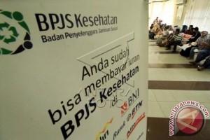 BPJS Kesehatan Kota Bogor Terima Donasi Wakaf