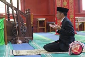 Presiden Joko Widodo Dari Tiongkok Langsung Ke Palu