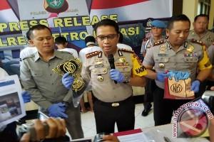 Empat Tersangka Kasus Pencurian Bekasi Ditangkap