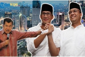 It is Hoped All of These Events are The Ending Moments of The Regional Election of Jakarta