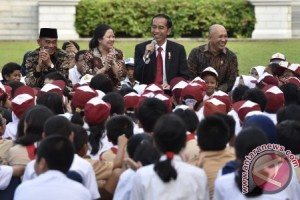 Gundala Putra Petir Buku Favorit Jokowi