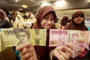 Nilai Tukar Uang Rupiah Jumat Sore