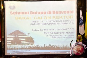 Himpunan Alumni IPB Pilih Calon Rektor Baru IPB